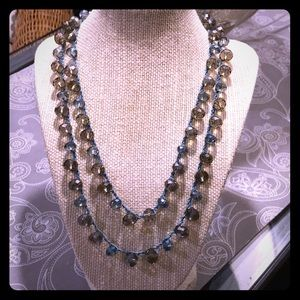 Jewelry - Vintage Crystal Necklace